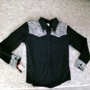 New 09 Apparel Western shirt